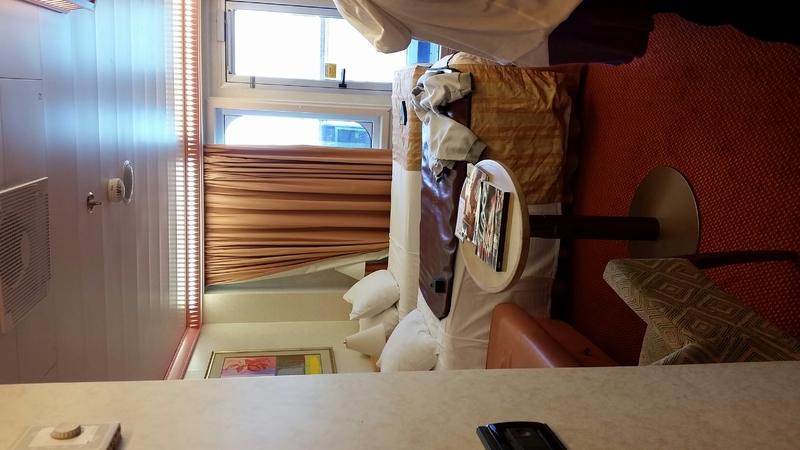 Carnival Glory cabin 9250