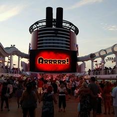 Mickey''s Pool on Disney Dream