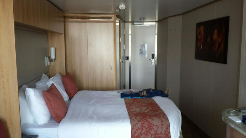 Celebrity cruise ship reflection cabins