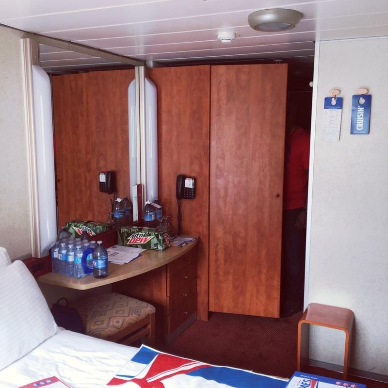 Carnival Sensation cabin M60