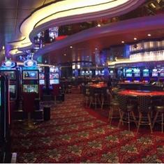 Casino Royale on Harmony of the Seas