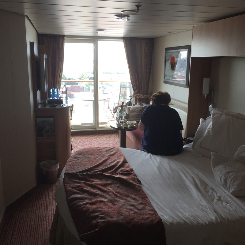 Balcony Cabin 1642 On Celebrity Equinox Category K2