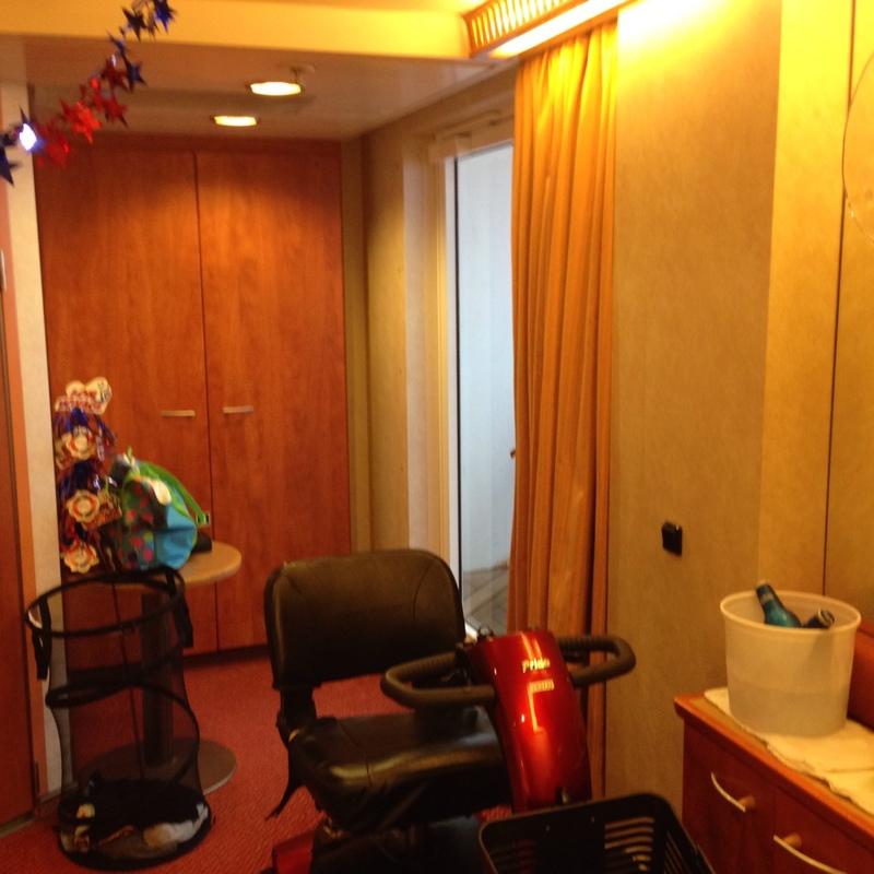 Carnival Pride cabin 5238
