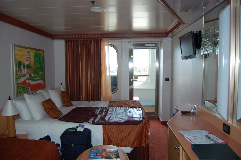 Carnival Magic cabin 2288
