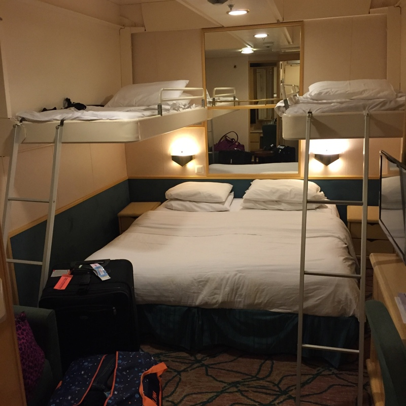 Inside Cabin 3061 On Grandeur Of The Seas Category Sm