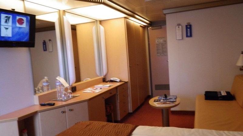 Carnival Magic cabin 2310
