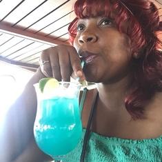 Pool Bar on Carnival Imagination