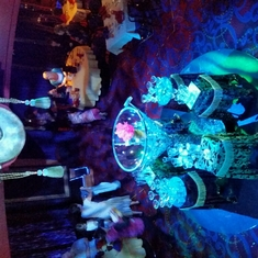 Spiegel Tent - Cirque Dreams and Dinner on Norwegian Epic