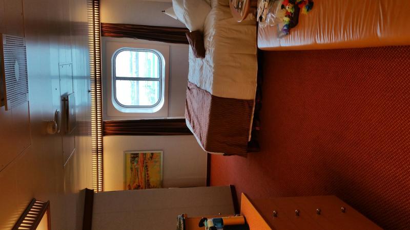 Carnival Dream cabin 2464