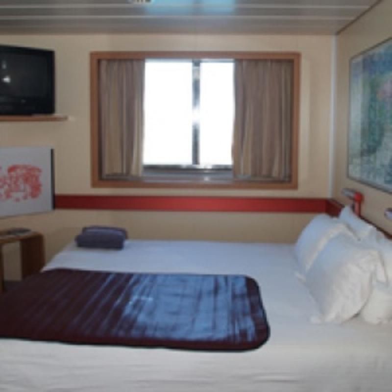 Carnival Fantasy cabin E164