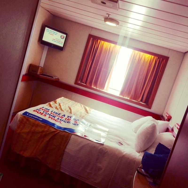 Carnival Sensation cabin E131