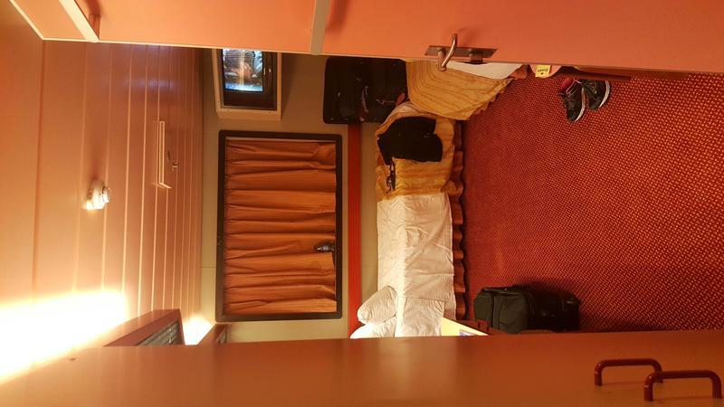 Carnival Elation cabin U150