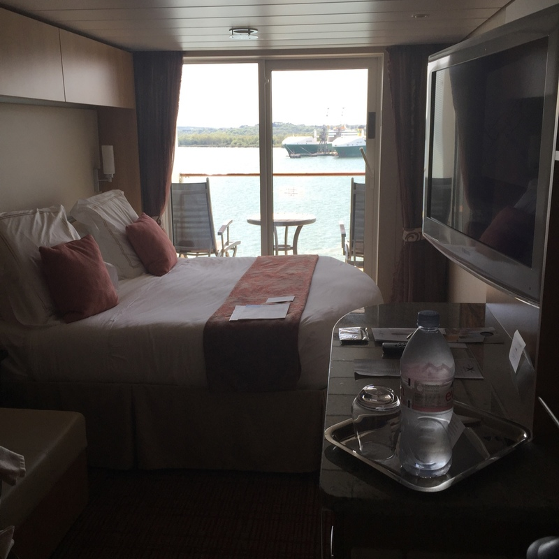 Celebrity Eclipse cabin 1136
