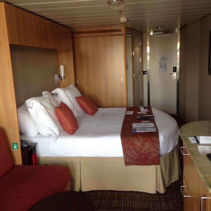 Concierge Class Cabin Category C3 Celebrity Silhouette