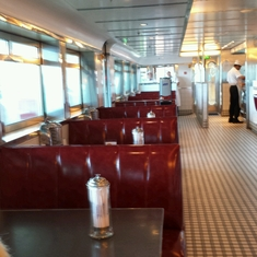 Johnny Rockets on Voyager of the Seas