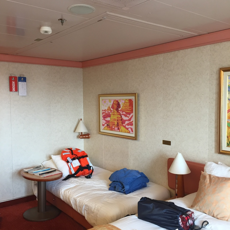 Carnival Freedom cabin 9273