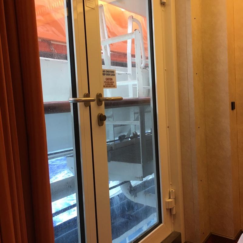 Inside Cabin 4199 On Carnival Legend Category 4k
