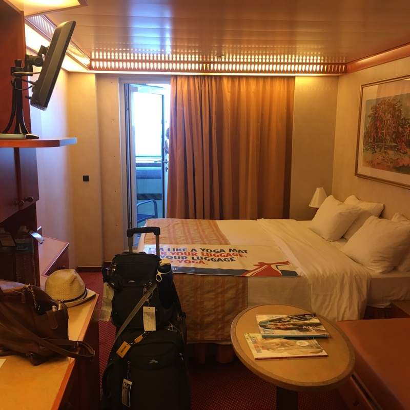 Carnival Miracle cabin 5154