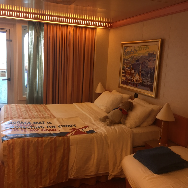 Carnival Splendor cabin 6467