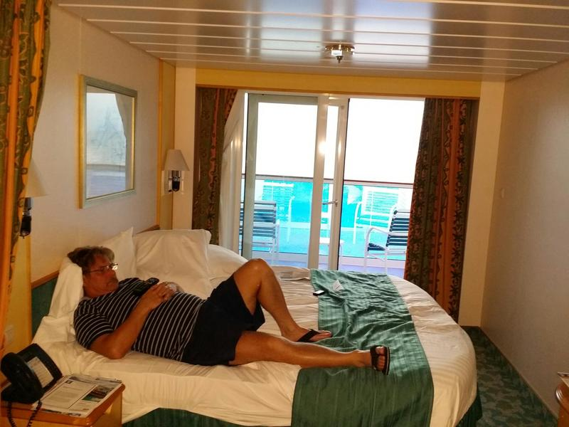 Balcony cabin 7264 on liberty of the seas category e1 for Liberty of the seas best cabins