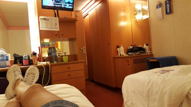 Carnival Conquest cabin 7443