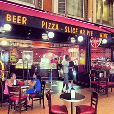 Sorrentos Pizza on Freedom of the Seas
