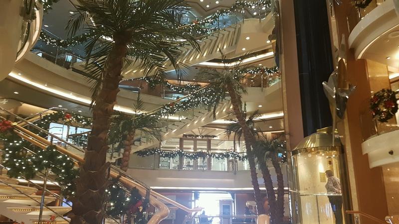Atrium on Oceana