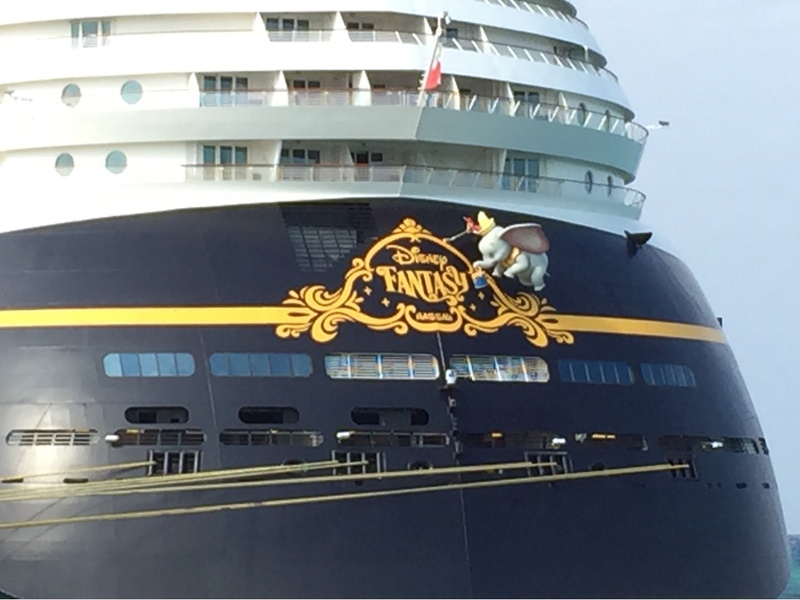 Disney Fantasy Cruises From Port Canaveral Florida On 05