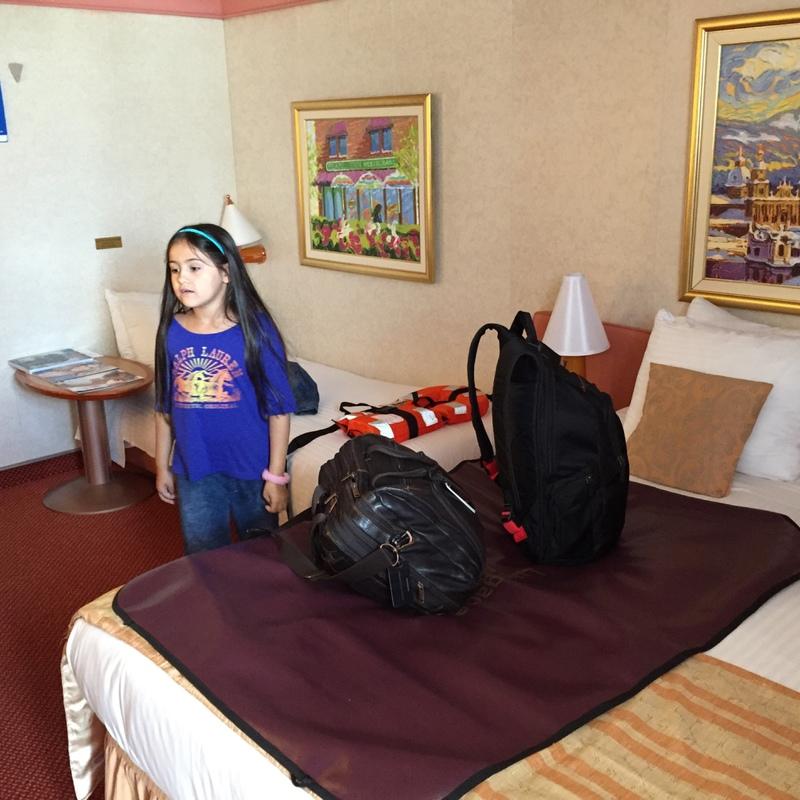 Carnival Splendor cabin 6489