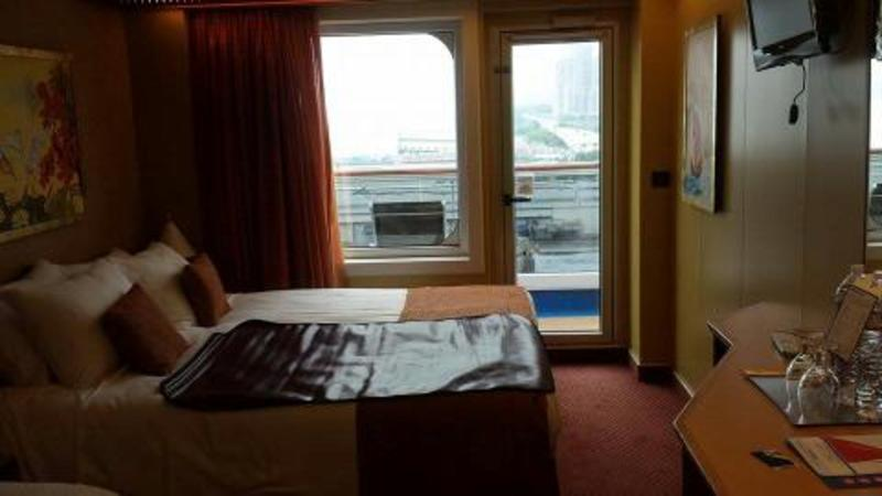 Carnival Splendor cabin 1114