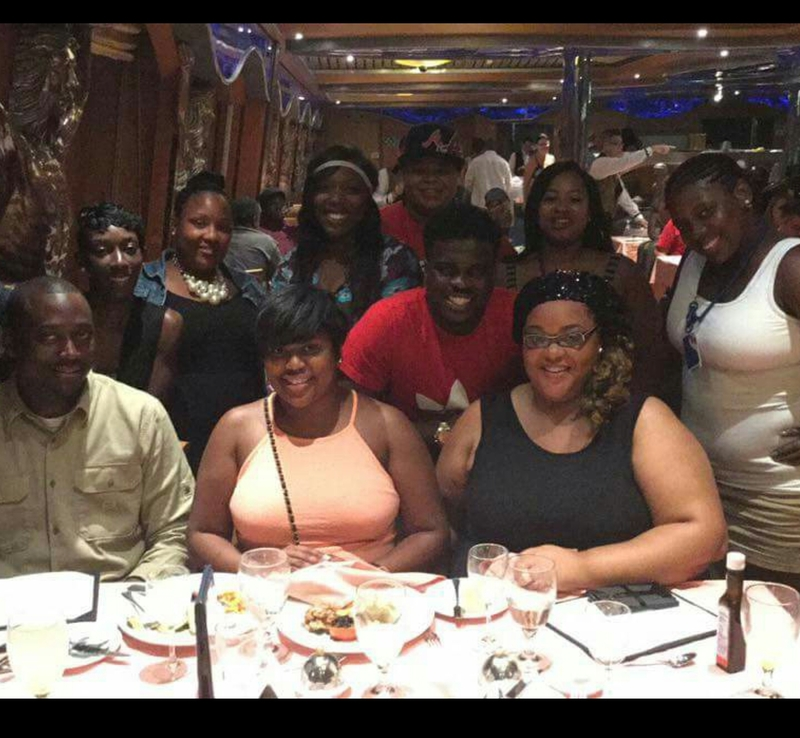Castaway crew.. 2015 - Carnival Victory