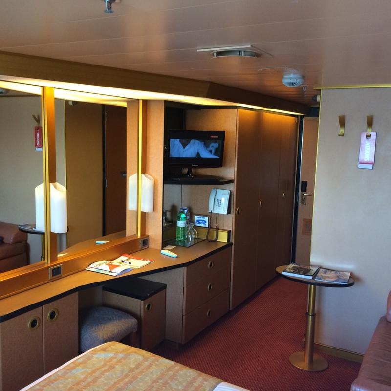 Carnival Triumph cabin 7344