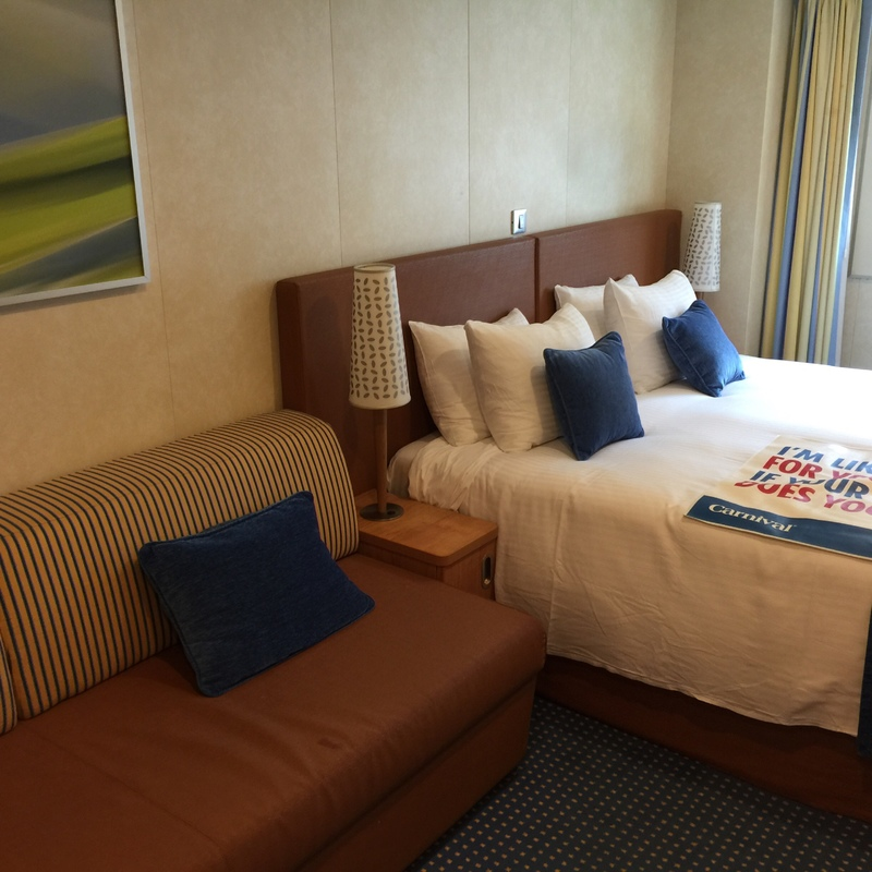 Carnival Breeze cabin 1291