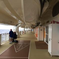 Promenade Deck, Deck Seven