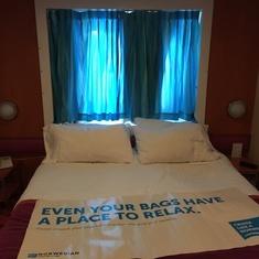 Lifestyles Room on Norwegian Pearl