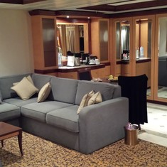 Our wonderful Owner's Suite