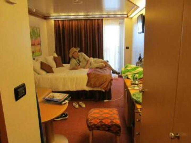 Carnival Dream cabin 6276