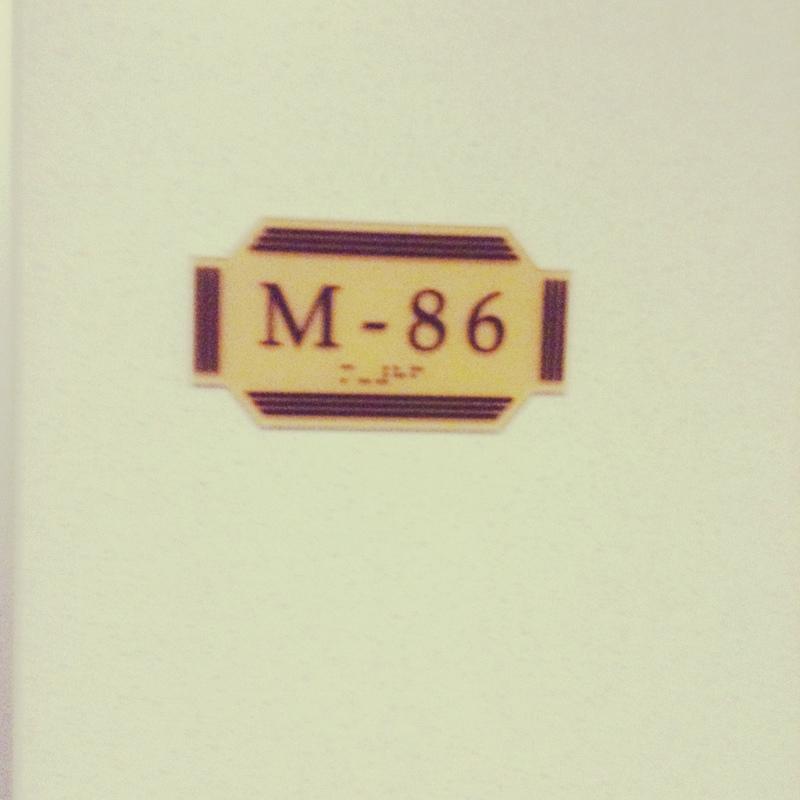 Carnival Sensation cabin M86