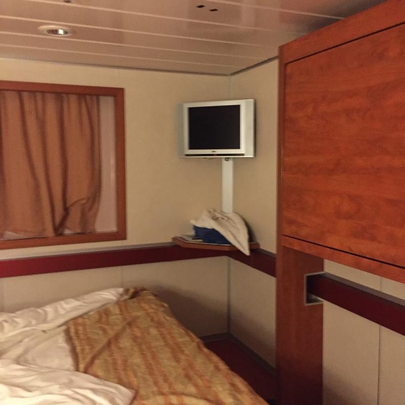 Carnival Fascination cabin E172