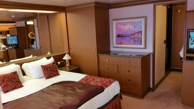 Carnival Splendor cabin 7303
