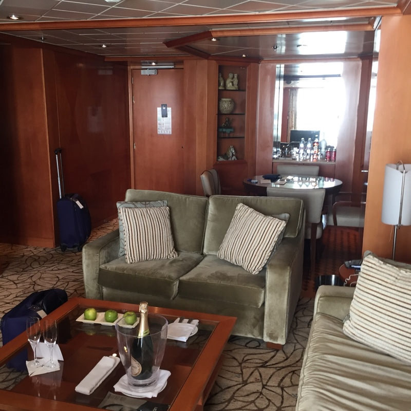 Celebrity Constellation Cabins And Staterooms
