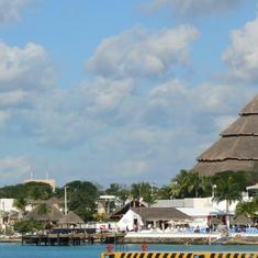 Cozumel, Mexico - El Cid, all-inclusive