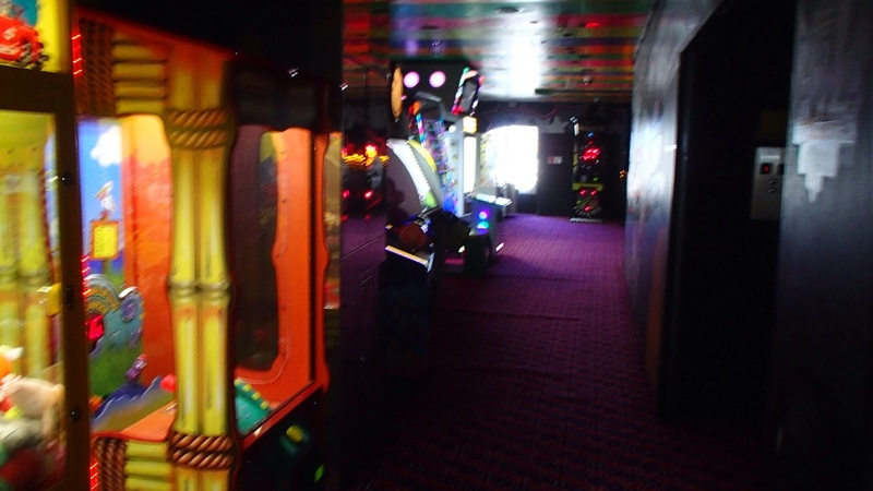Carnival Glory, Kids Area, Video Arcade