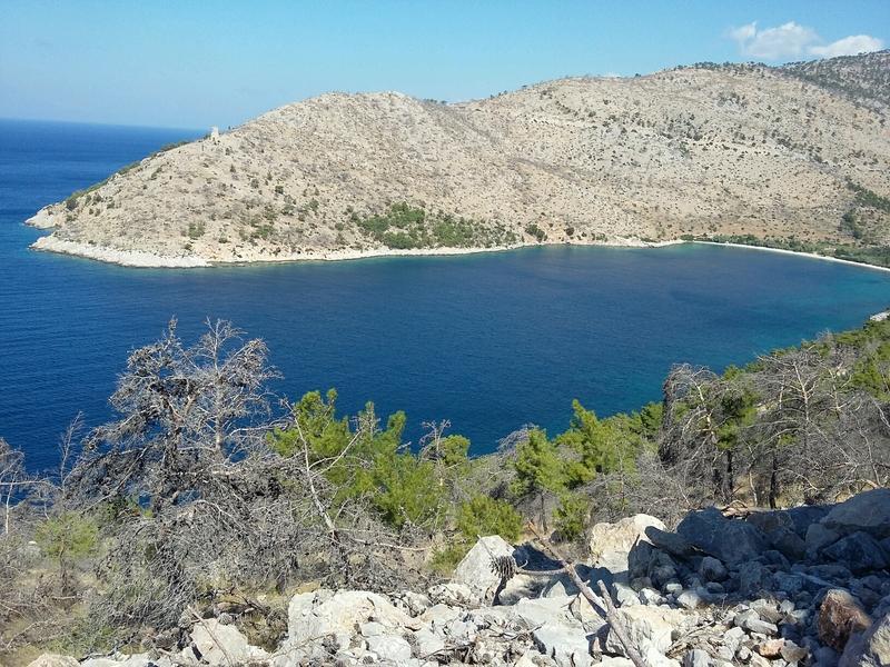 Playas de Chios