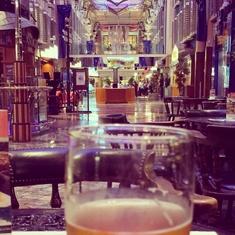 Pub on Liberty of the Seas