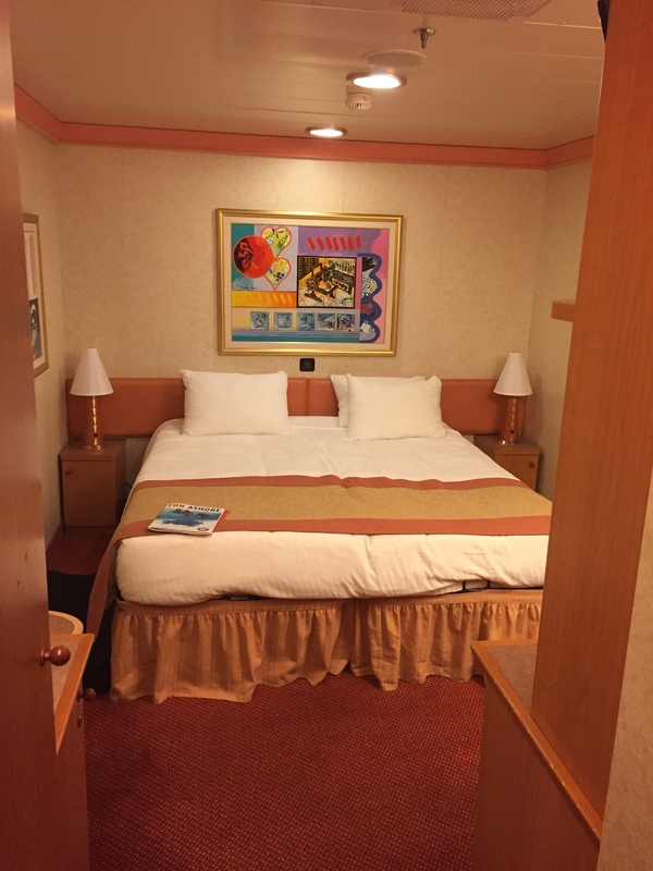 Carnival Liberty cabin 2385