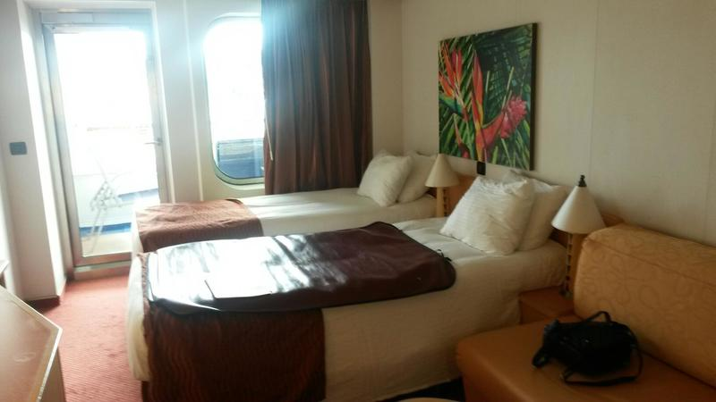 Carnival Magic cabin 2273