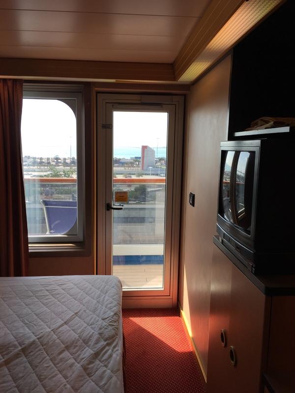 Carnival Victory cabin 7400