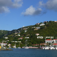 Tortola, British Virgin Islands - Road Town