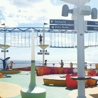 Sport Square on Carnival Breeze